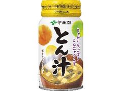 伊藤園 とん汁 缶165g