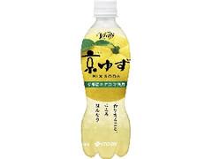 伊藤園 Vivit's 京ゆず MIX SODA ペット450ml