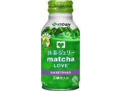 伊藤園 matcha LOVE 抹茶ジェリー 缶215g