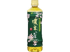 伊藤園 お~いお茶 濃い茶 2019年 春限定パッケージ ペット525ml