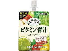 伊藤園 With Natural ビタミン青汁 袋160g