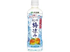 日本の果実 日本の果実 梅涼み ペット500g