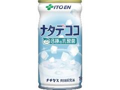 伊藤園 ナタデココ 8種の乳酸菌 缶185g