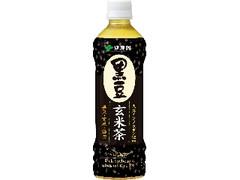 伊藤園 黒豆玄米茶 ペット500ml