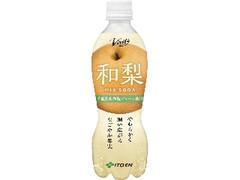 伊藤園 Vivit's 和梨MIX SODA ペット450ml