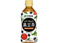 伊藤園 伝承の健康茶 黒豆茶 ペット345ml