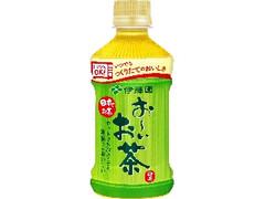 伊藤園 お~いお茶 緑茶 ペット345ml