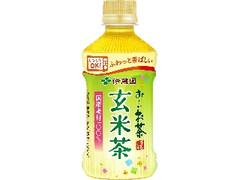 伊藤園 お~いお茶 抹茶入り 玄米茶 ペット345ml