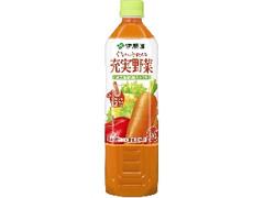 伊藤園 充実野菜 緑黄色野菜ミックス ペット930g