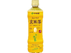 伊藤園 お~いお茶 炒りたて玄米茶 ペット525ml