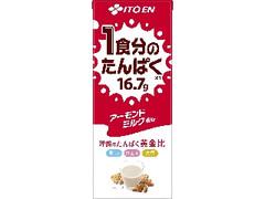 伊藤園 1食分のたんぱく パック200ml