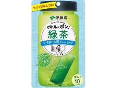 伊藤園 ボトルにポン 緑茶 袋25g