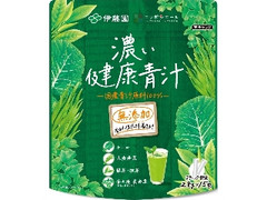 伊藤園 濃い健康青汁 袋2.8g×15