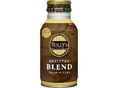 タリーズコーヒー BARISTA'S BLEND 缶220ml