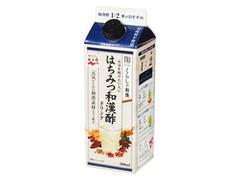 永谷園 くらしの和漢 はちみつ和漢酢ドリンク パック500ml