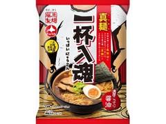 永谷園 真麺 一杯入魂 濃厚こってり醤油ラーメン 袋121g