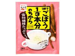 永谷園 1杯でごぼう1/3本分のちから 食物繊維たっぷりスープ 袋34.2g