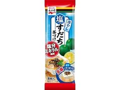永谷園 冷やし塩すだち茶づけ 袋5.6g×6