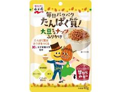 永谷園 毎日パクパクたんぱく質!ふりかけ 大豆ナッツ