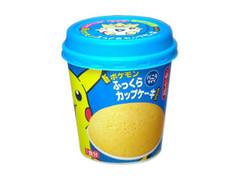 永谷園 ポケモンふっくらカップケーキ バニラ カップ44g