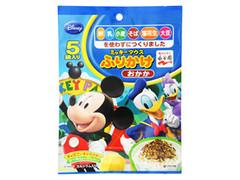 永谷園 ディズニー ミッキーマウスふりかけ おかか 2.2g×5袋入り
