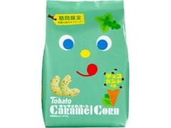 東ハト キャラメルコーン チョコミント味 袋77g