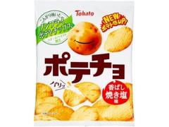 東ハト ポテチョ 香ばし焼き塩味 袋62g