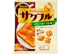東ハト サクフル ハニートースト味 袋60g
