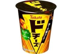 東ハト ドチーズ・チェダー&ペッパー味 カップ40g