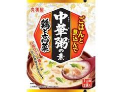 丸美屋 中華粥の素 鶏と高菜 袋10.6g×2