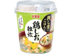 丸美屋 スープdeごはん 鶏しお雑炊 カップ70.3g