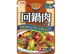 丸美屋 ふりかけ炒! 回鍋肉の素 袋33g