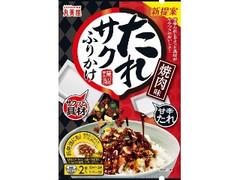丸美屋 たれサクふりかけ 焼肉味 袋18.2g