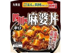 丸美屋 四川風麻婆丼 辛口 ごはん付き カップ280g