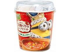丸美屋 ミニオン 完熟トマトのスープリゾット カップ78.6g