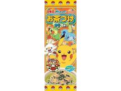 丸美屋 ポケモン お茶づけ 袋3.6g×4