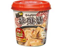 丸美屋 世界のごちそうスープ 参鶏湯