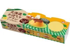メイトー 北海道かぼちゃプリン カップ70g×3