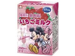 メイトー ディズニー いちごミルク パック200ml