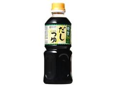 寿がきや だしつゆ 糖質オフ ボトル500ml