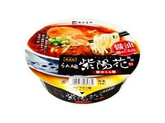 寿がきや らぁ麺紫陽花 醤油らぁ麺 カップ122g