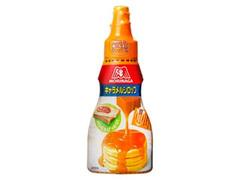 森永製菓 キャラメルシロップ ボトル150g