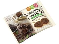 森永製菓 ヘルシースナッキング チョコチップミニクッキー 袋40g