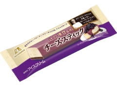 森永製菓 辻口博啓監修 チーズスティック 袋63ml