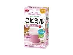 森永 こどミル スティックタイプ イチゴ&ミルク 箱18g×12