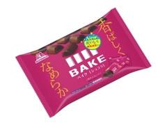 森永製菓 ベイク ショコラ ティータイムパック 袋105g