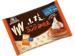 森永製菓 小枝 コメダ珈琲店監修 シロノワール味 ティータイムパック 袋116g