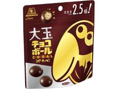 森永製菓 大玉チョコボール ピーナッツ 袋56g