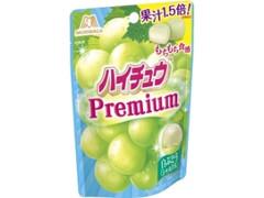 森永製菓 ハイチュウプレミアム 白ぶどう 袋35g