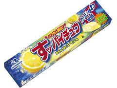 森永製菓 すッパイチュウ レモン味